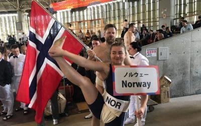 VM i Sumo overstått