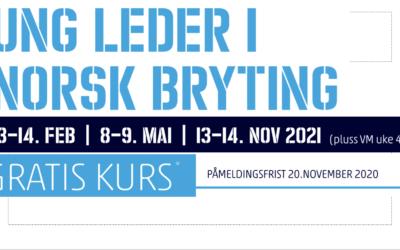 Invitasjon til «Ung Leder i Norsk Bryting»