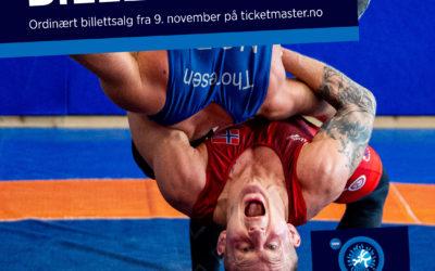 Kjøp billetter til VM i Oslo