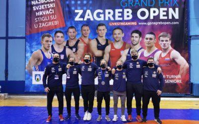 Zagreb Open 2021 – endelig er gutta i gang