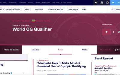 Verdens kval OL i Sofia
